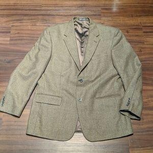 Oscar De La Renta Sports Coat size 43R